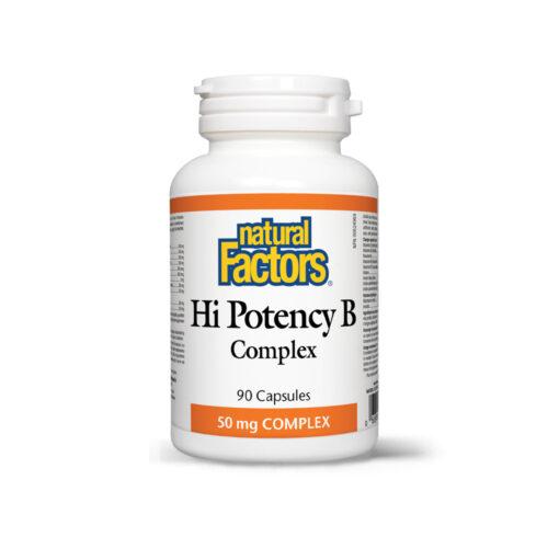 Multi Vitamine ANTI STRESS. Complexul B + Vit. c (60 cps / 1 pe zi)