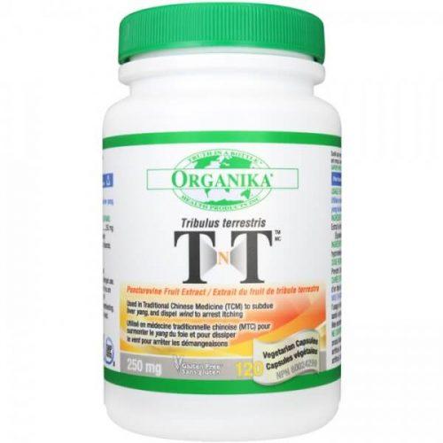 TNT Tribulus Terrestris - Creste nivelul de testosteron liber