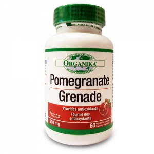 Acid Elagic din rodie - Pomegranate - puternic antioxidant, produs Organika, Pomegranate Grenade