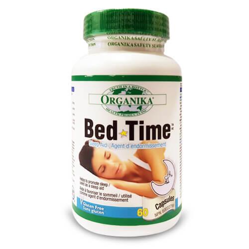 Bed Time Insomnia - Somnifer Natural
