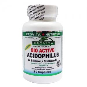 Bio Active Acidophilus - 60 capsule