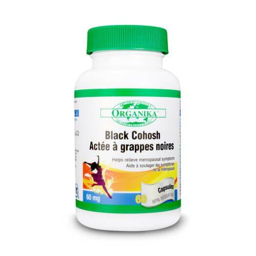 Black Cohosh - menopauza, sindrom premenstrual (PMS)