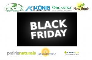 Produse Naturiste - Black Friday 2018
