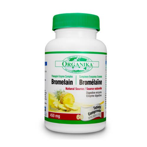 Bromelain Forte - 600 mg - Bromelaina