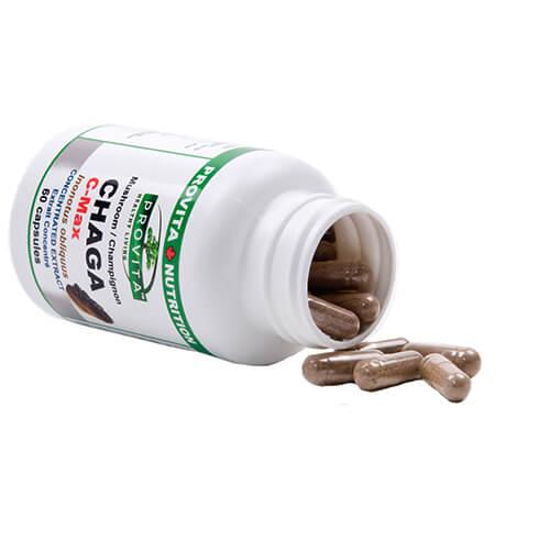 Chaga - C-max - Ciaga ciuperca siberiana terapeutica