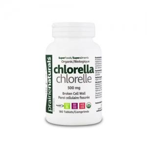 Chlorella Bio-Pure - Prairie Naturals