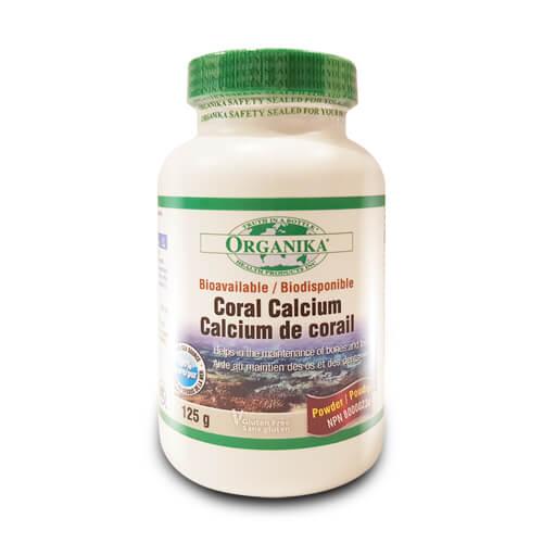 Coral Calcium - Coralier - Calciu Coral