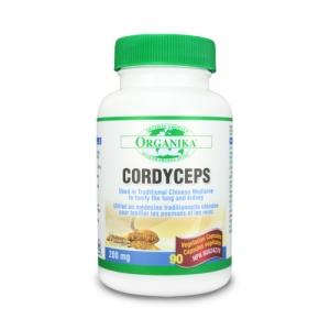 Cordyceps (cordiceps) sinensis - 200 mg - 90 capsule