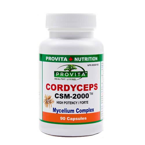 Cordyceps CSM-2000 - 90 capsule