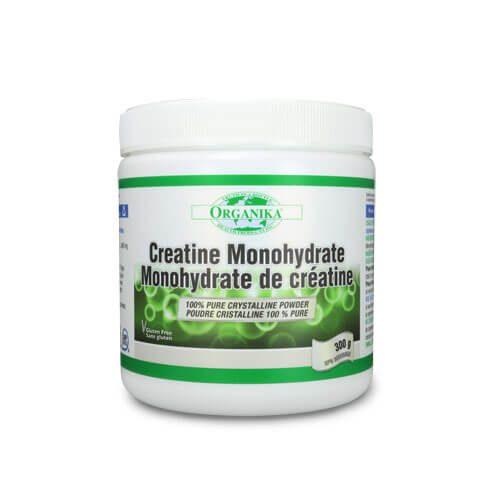 Creatina monohidrat - 300 g pulbere cristalizata