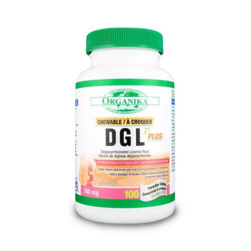 DGL 500 Plus - 760 mg