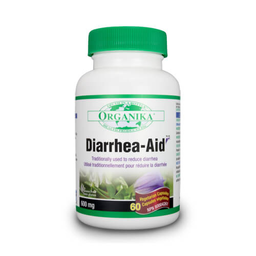 Diarrhea-Aid - Anti-diareic - tratament naturist diaree