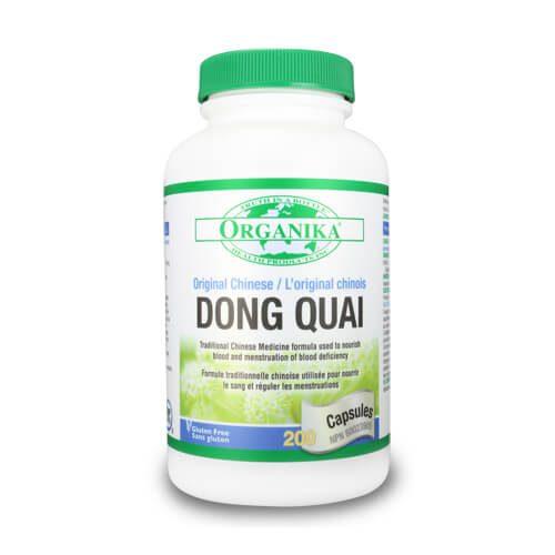 Dong Quai (Angelica Sinensis) - 200 capsule