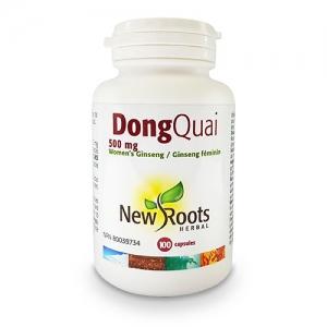 Dong Quai Forte (Angelica Sinensis) - 500 mg - 100 capsule