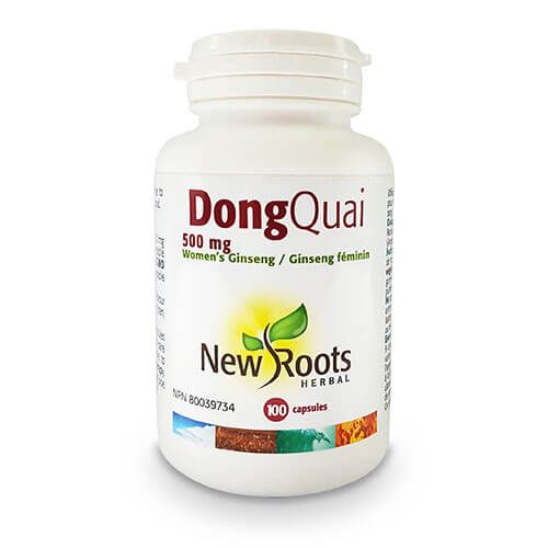 Dong Quai Forte (Angelica Sinensis) - 500 mg - 100 capsule