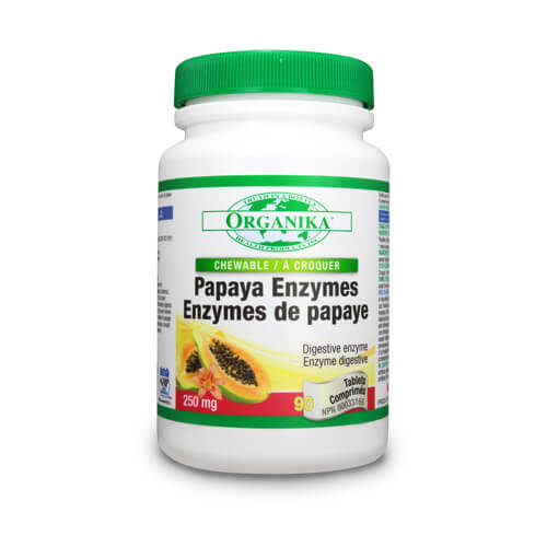 Papaya - Enzima de Papaya