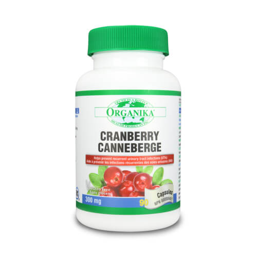 Extract concentrat de cranberry - 300 mg - 90 capsule