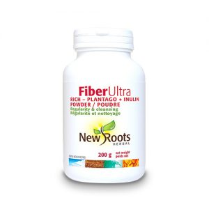 Fiber Ultra – 200 g pulbere - New Roots