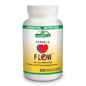 Formula Flow cu Aminoacizi - 330 capsule vegetale