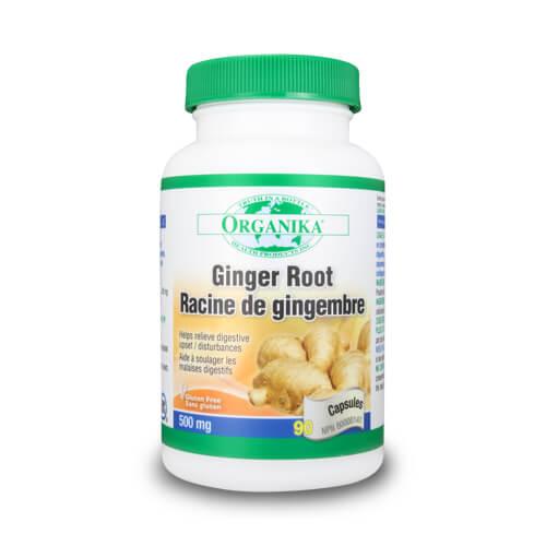 Ghimbir Detox (120 Capsule), Health Nutrition