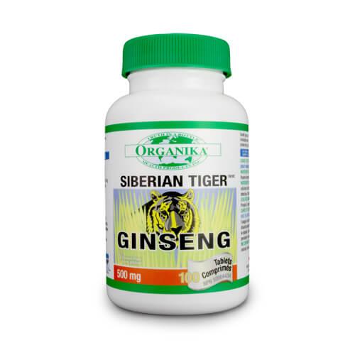 Ginseng Tigru Siberian