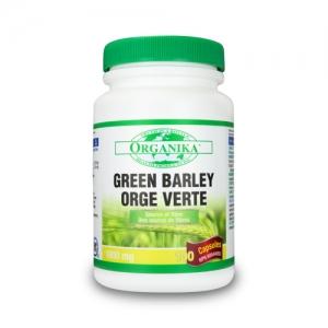 Green Barley - Extract din suc de orz verde