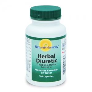 Herbal Diuretic - 100 capsule