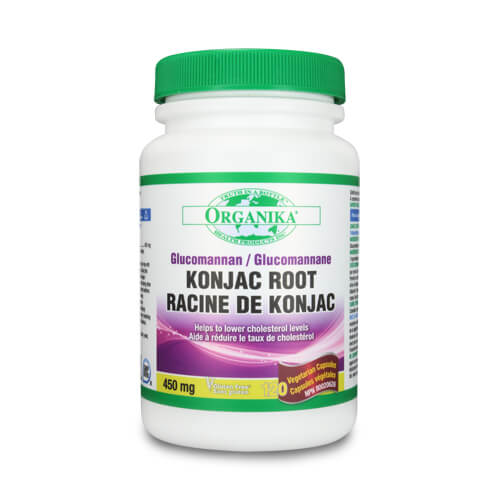 Konjac glucomannan - 450mg - 120 capsule