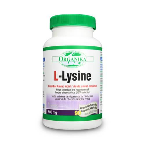 L-lizina (L-Lysine) forte