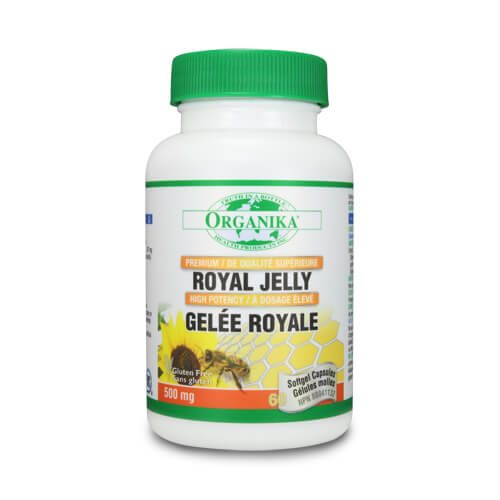 Royal Jelly forte - Laptisor de matca premium