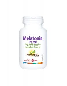 melatonin new roots