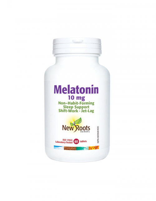 melatonin new roots
