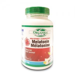 Melatonina forte - 5 mg - 90 tablete masticabile