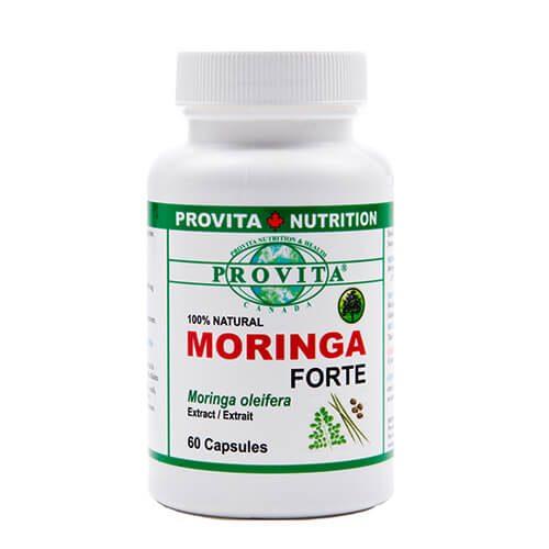 Moringa forte - Arborele Miraculos