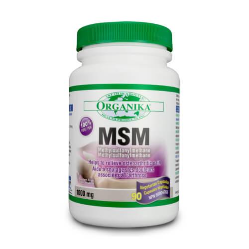 MSM pur - Metil Sulfonil Metan