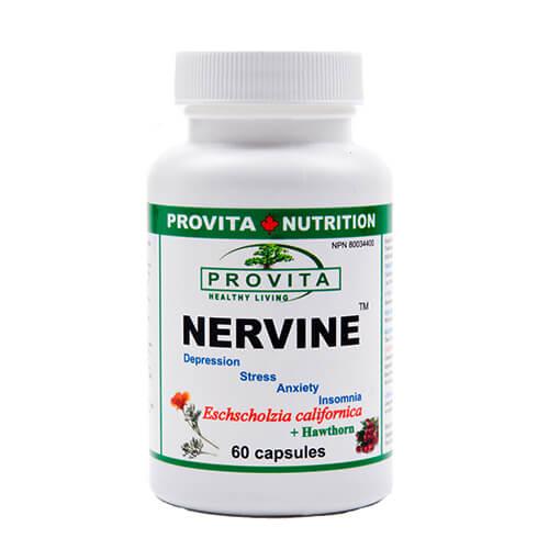 Nervine™ – 60 capsule