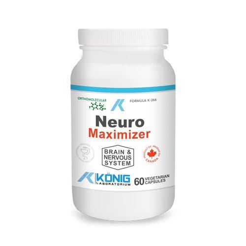 Neuro Maximizer - 60 capsule de origine vegetala