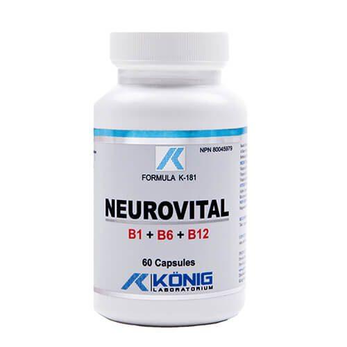 Neurovital - 60 capsule