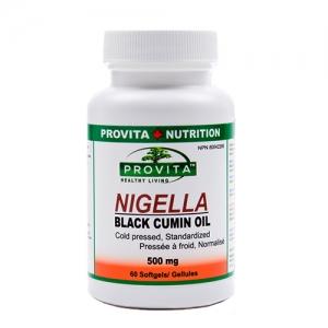 Nigella - 500 mg - 60 capsule moi