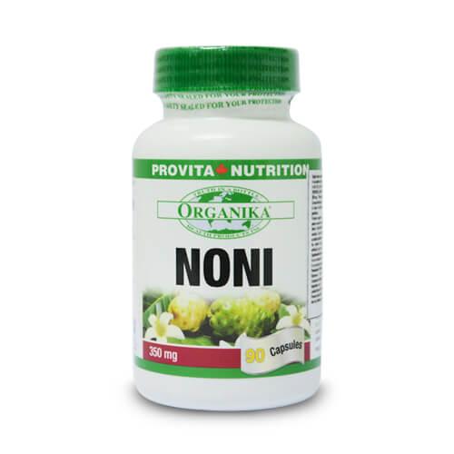 Noni tropical – 350 mg – 90 capsule gelatinoase