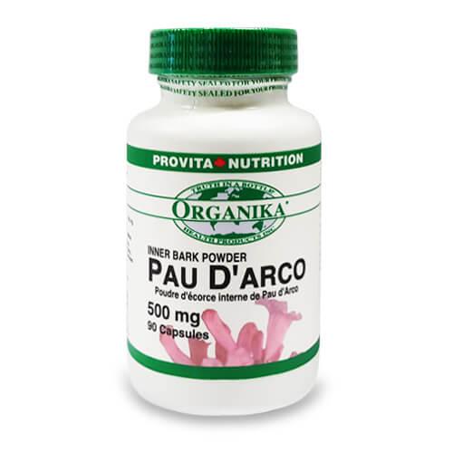 Pau d'Arco - 500 mg - 90 capsule
