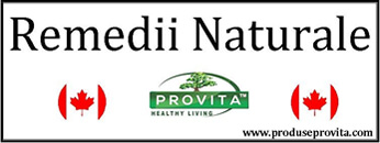 Remedii Naturiste – Produse Naturiste – Tratamente Naturiste – Farmacie Naturista – Magazin Provita Nutrition – Farmacia Canadiana Logo