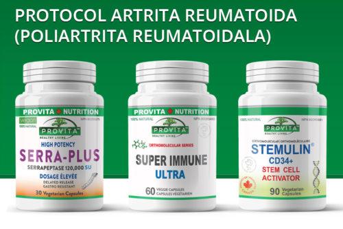 artrita reactiva protocol