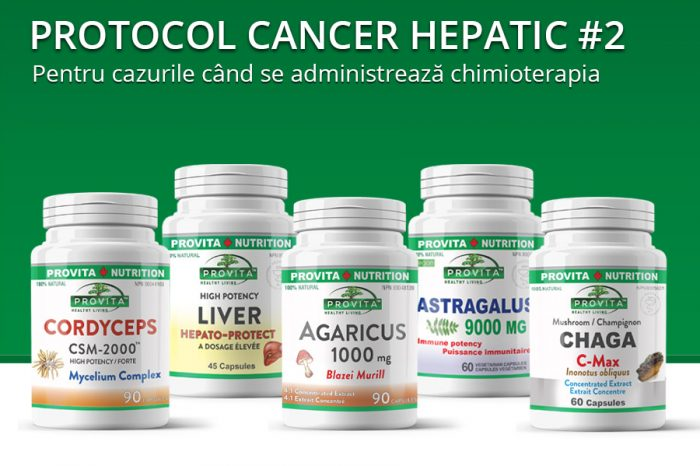 protocol cancer hepatic 2 cu chimioterapie