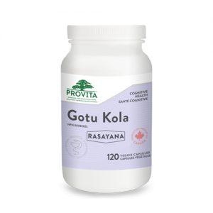 Gotu Kola – 500 mg – 120 capsule vegetale