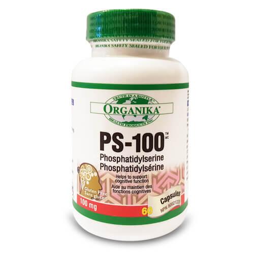 PS-100 forte (fosfatidilserina) - 100 mg - 60 capsule