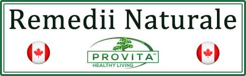 Remedii Naturiste – Produse Naturiste – Tratamente Naturiste – Farmacie Naturista – Magazin Provita Nutrition – Farmacia Canadiana Logo
