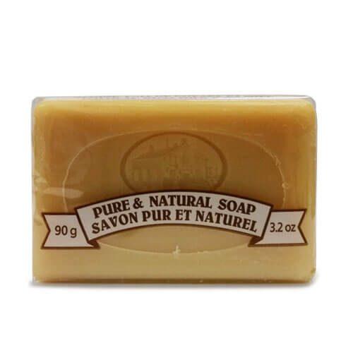 Produse Santevia - Sapun Santevia - Sapun terapeutic extrafin cu lapte de capra + ovaz + miere de albine
