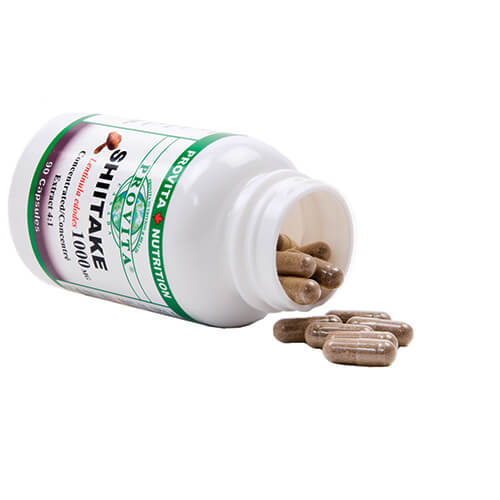 Shiitake forte - 1000 mg - 90 capsule