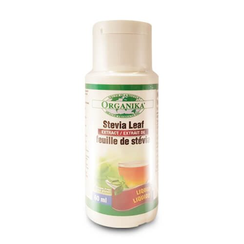 Extract de Stevia, indulcitor natural - 60 ml